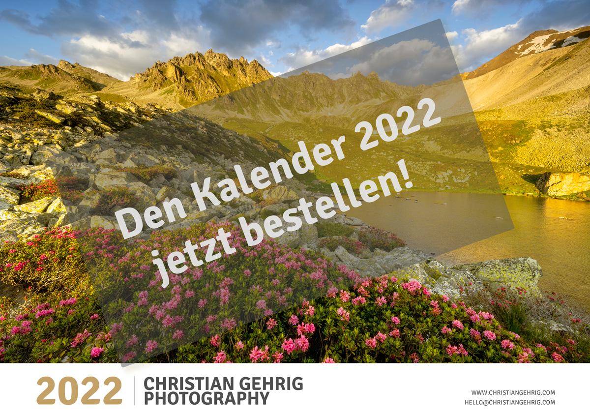 Kalender 2022 - jetzt bestellen!